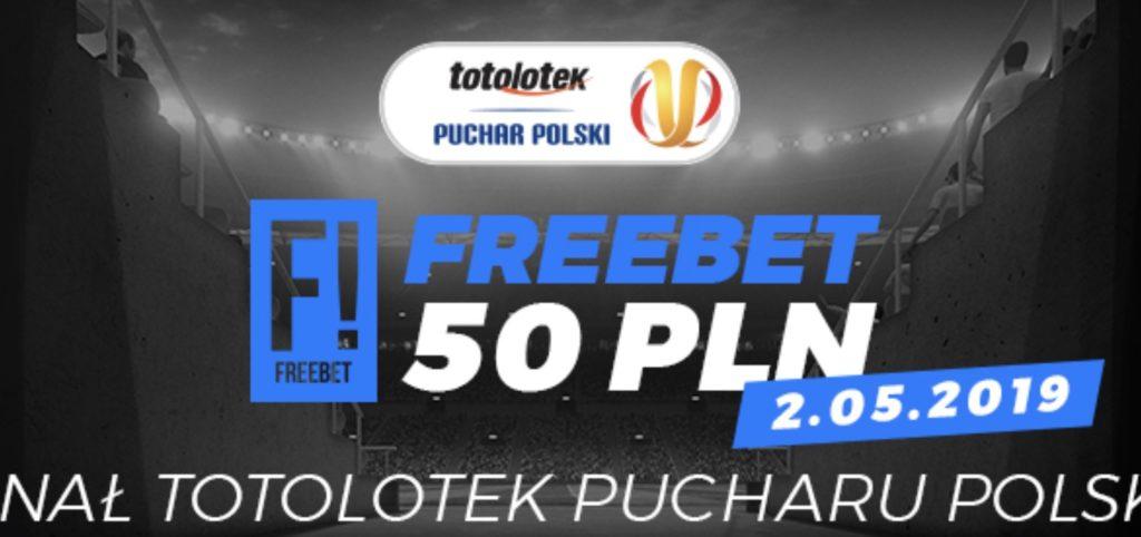 Totolotek daje bonus na finał Pucharu Polski! 50 PLN dla wszystkich graczy!